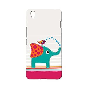 BLUEDIO Designer Printed Back case cover for Oneplus X / 1+X - G5699