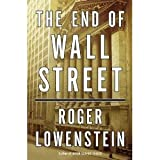 img - for The End of Wall Street (Hardcover) book / textbook / text book
