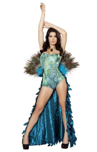 Pretty Peacock Costume - MEDIUM/LARGE