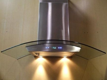 Cavaliere Euro SV218D 30 30 Inch 900 CFM Stainless Steel And Glass Wall  Mounted Range Hood Stainless Steel