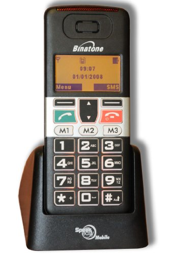 Binatone SPEAKEASY BB100 Plus, Seniorenhandy