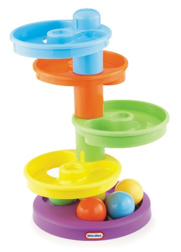 Little Tikes Ball, Drop and Roll - 1