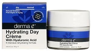 美国原产 Derma-e德玛依 有机玻尿酸深层补水紧致日霜 SS$16.79