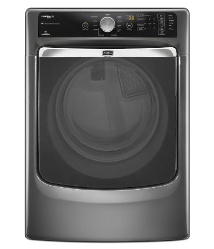 Maytag MGD6000AG: Maxima XL HE Steam Dryer with Advanced Moisture Sensing