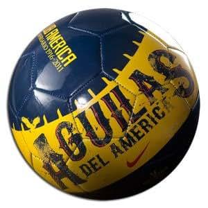 Nike Club America Soccer Ball