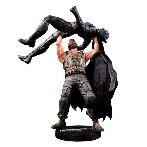 DC Collectibles The Dark Knight Rises: Batman vs Bane 1:6 Scale Icon Statue