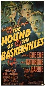 Moonlizard Sherlock Holmes Vintage Movie Poster 8