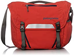 Patagonia MiniMass Messenger Bag - 732cu in French Red, One Size