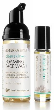 Clear-Skin-Set-Topical-Blend-Face-Wash