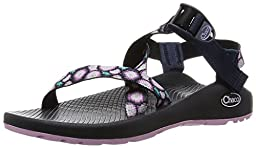 Chaco Women\'s Z1 Classic Sport Sandal, Octo Orchid, 9 M US