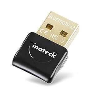 [Wasser geschützt] Inateck Bluetooth Lautsprecher 3.0 portable Mini Wireless Speaker Mobile Telefonkonferenzen mit 3.5mm Audio kabel USB-Ladekabel für Smartphone Tablet und Notebook z.B. iPhone, iPad, Samsung Galaxy
