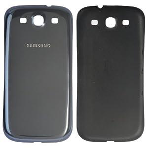 Original Samsung Galaxy S3 (GT-I9300) Akkudeckel - blau