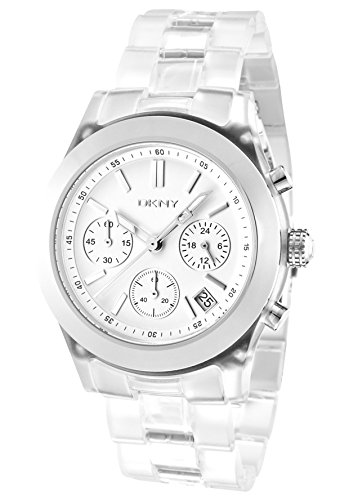 DKNY Plastic Chronograph Ladies Watch NY8162