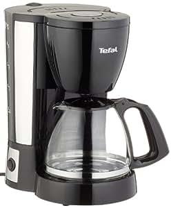 Tefal CM 3305 Kaffemaschine Schwarz