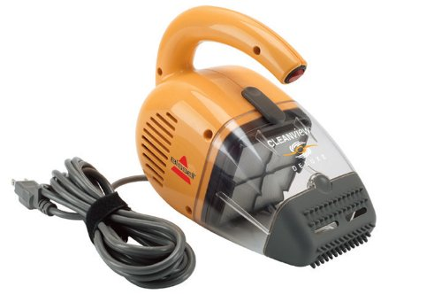 Bissell Cleanview Deluxe Corded Handheld Vacuum, 47R51 back-14221