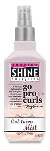 Smooth N Shine Go Pro Curls Curl-Licious Mist, 10.1 Ounce