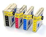 4 Compatible Ink Cartridges to fit HP Officejet Pro K5400dn