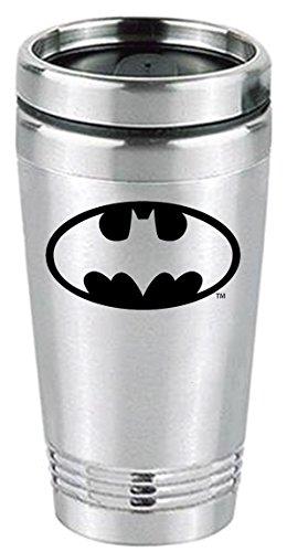 Chroma 57503 Stainless Batman Logo Travel Tumblerz at Gotham City Store