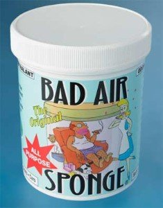 The Original Bad Air Sponge Odor Neutralant