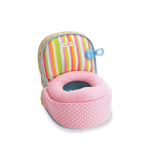 Manhattan Toy Baby Stella Playtime Potty Chair Accessory For Nurturing Dolls front-891352