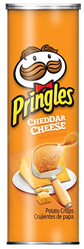 Pringles Cheddar Cheese, 5.96 oz (Pringles Cheese Chips compare prices)