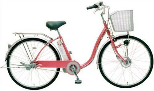 【Amazonの商品情報へ】サンヨー 電動ハイブリッド自転車:エネループバイク CY-SPF226(P) CY-SPF226(P)