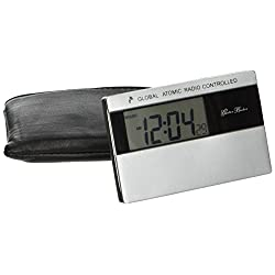 New Haven Global Atomic Radio Control World Time Travel Alarm Clock
