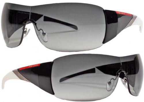 955042b1d نوع النظارة : PRADA وهناك موديلات كثيرة ، ولكن كيف اتأكد ان المقاس مناسب او  انها اصلية ،، وانا سأشتريها من أماموز لأن عندي رصيد 165$ في الموقع .