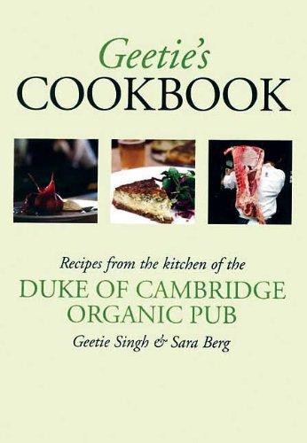 Geetie's Cookbook