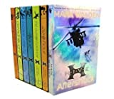 Mark Walden H.I.V.E 7 Books Collection Pack Set RRP: £48.93 (The Overlord Protocol, Dreadnought, Rogue, Higher Institute of Villainous Education , Zero Hour, Escape Velocity, Aftershock) Mark Walden
