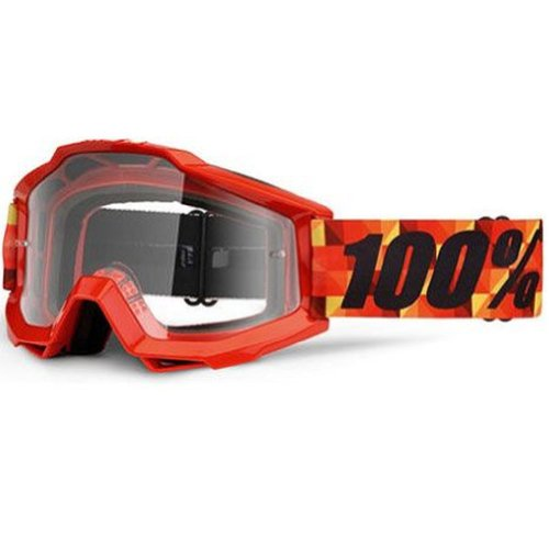 191c5946034 100% Accuri Goggles Primary Color  Red Distinct Name  Glam SlamClear ...