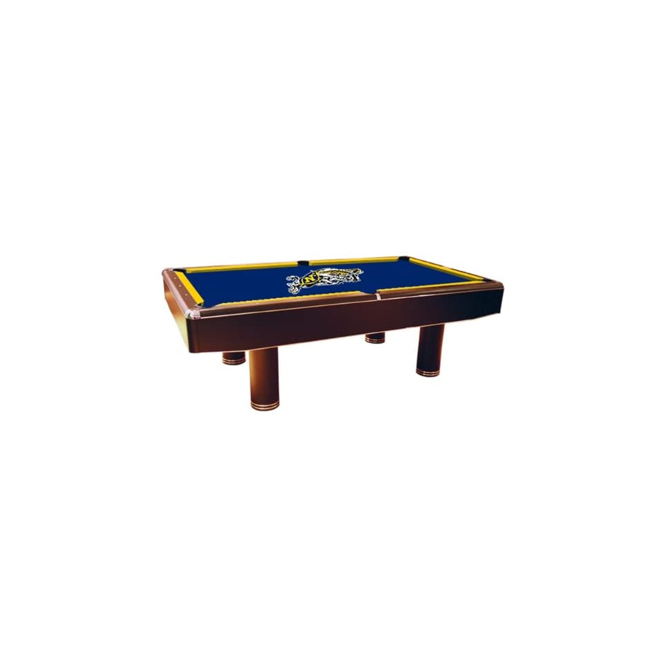 Naval Academy Navy Billiard Pool Table Felt On Popscreen