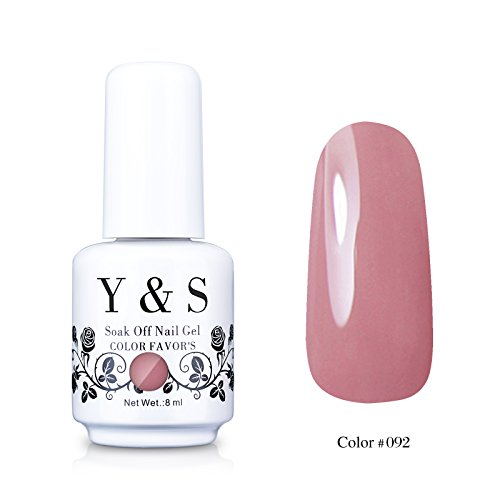 Yaoshun-Gelpolish-Soak-off-Gel-Nail-Polish-UV-LED-Nail-ArtBeauty-Care-8ml-092