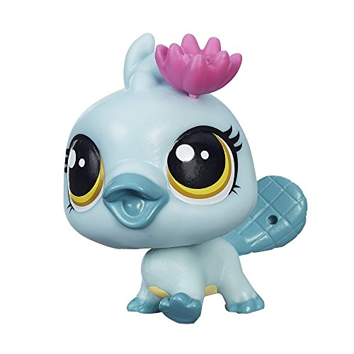 Littlest Pet Shop Get the Pets Single Pack Orna Curley Doll
