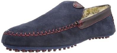 Ted Baker Mens Carota 3 Slippers 9-12726 Navy 7 UK, 41 EU