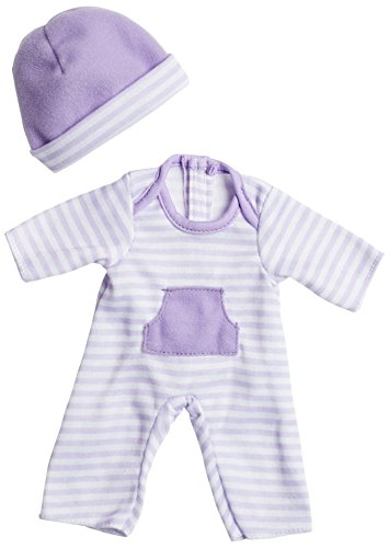 "Jc Toys Purple Romper (Up To 11"")"