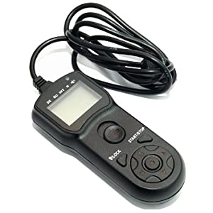 JJC TM-K Timer Remote Control for Fujifilm FinePix