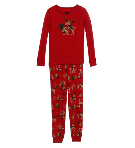 Christmas Pajamas For Infants front-1050981