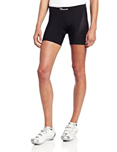 Buy Canari Cyclewear Ladies Hybrid Extra Shorts by Canari Cyclewear