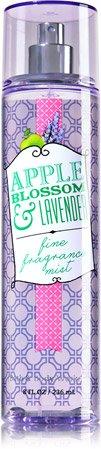Bath   Body Works Apple Blossom   Lavender Fine Fragrance
