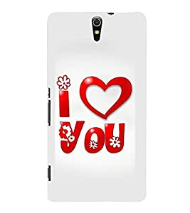 Printvisa Premium Back Cover Love Proposal Quote Design For Sony Xperia C5 Ultra Dual::Sony Xperia C5 E5553 E5506::Sony Xperia C5 Ultra