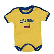 COLOMBIA BABY BODYSUIT 100%COTTON. SIZE FOR 6 MONTHS .NEW