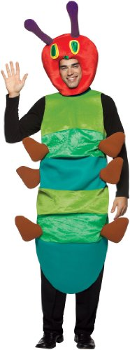 The Very Hungry Caterpillar Deluxe Adult Costume Standard