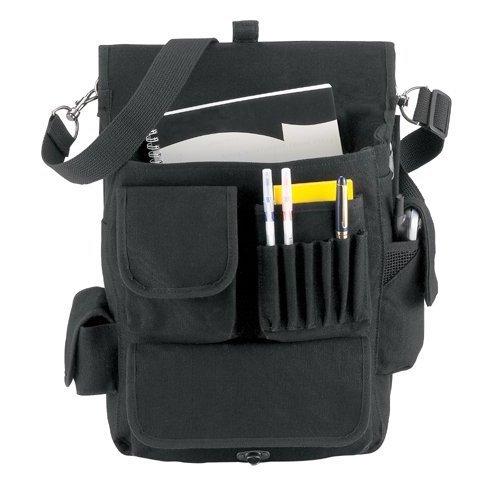 M-51 Engineers Field Bag - Military Style - Black