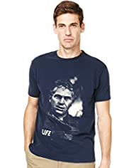 Pure Cotton Movie Icon T-Shirt
