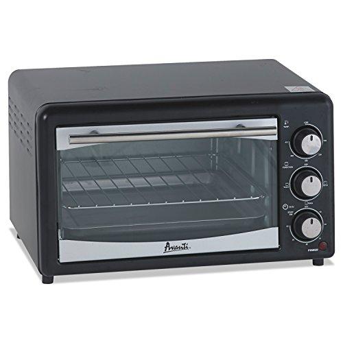 Avanti PO61BA Countertop Oven/Broiler, 0.6 cu. ft., Black (Portable Broiler Oven compare prices)