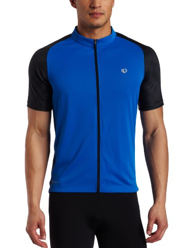 Pearl Izumi Men's Attack Jersey,True Blue,Medium