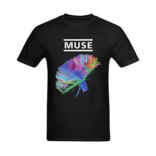 Men's Muse Band Album T-shirt