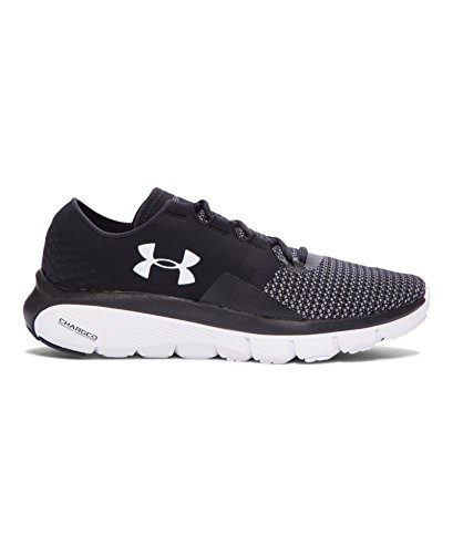 Under Armour Women's UA SpeedForm Fortis 2 Running Shoes 7.5 Black