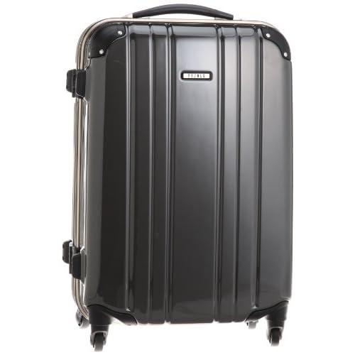 [ピジョール] PUJOLS フェリーク スーツケース59cm・5.0kg・50リットル 05941 02 (ガンメタリック)